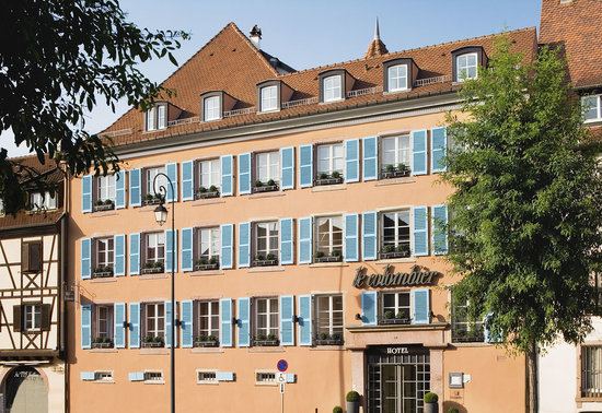 Photo of Hotel le Colombier Colmar