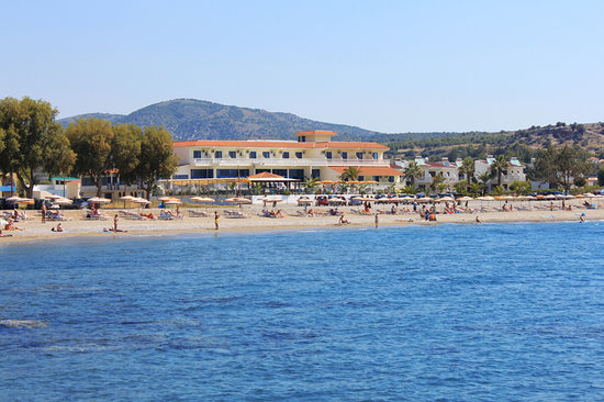 Photo of Hotel Kamari Beach Lardos