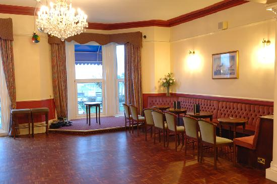 Exmouth, UK: Ballroom and entertainment area