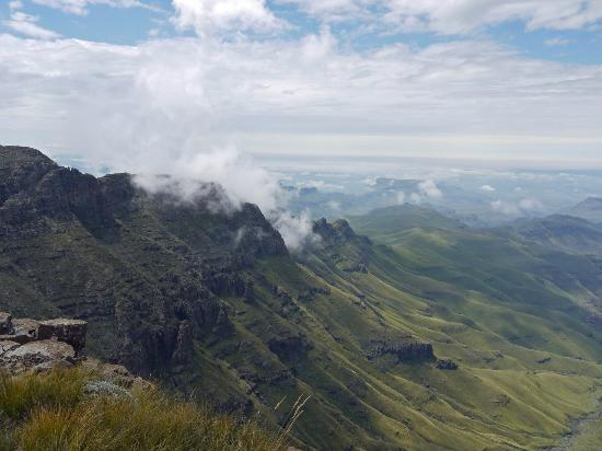 Sani Pass, Lesotho: A view on our guided walk