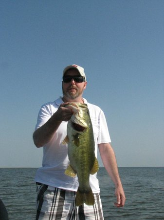 Mark King Bass Fishing Guide
