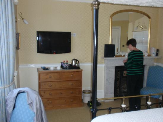 Yorke Lodge: Room 2