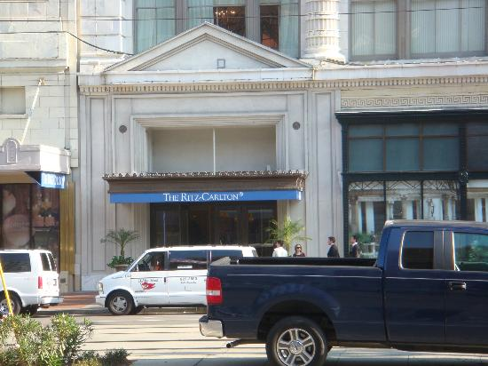 Exterior Del Hotel Canal Street Picture Of The Ritz Carlton New Orleans New Orleans