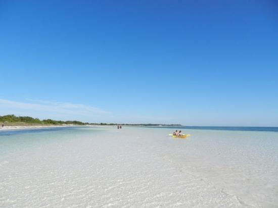 Big Pine Key, Floryda: Beach at Bahia Honda State Park