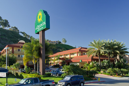 La Quinta Inn San Diego Mission Valley: Exterior