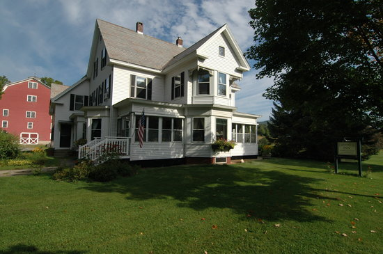 Farmhouse Inn at Robinson Farm: Farmhouse Inn - Woodstock, Vermont