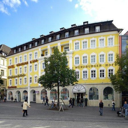 Hotel Wrzburger Hof