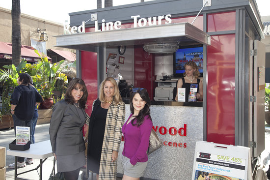 Red Line Tours - Hollywood Behind-the-Scenes
