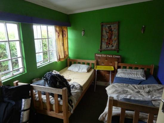 Graskop Valley View Hostel: Zimmer