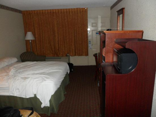 Howard Johnson Lakeland: Room