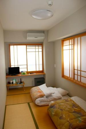 Family Inn Saiko: Room Picture