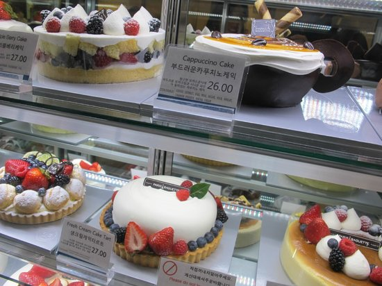 Paris Pastries Bakery Cafe