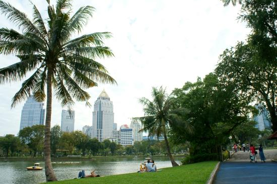 Lumpini Park (Bangkok, Thailand): Address, Phone Number ...