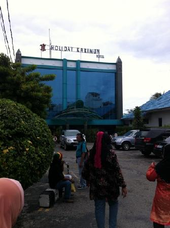 Holiday Karimun Hotel: the hotel