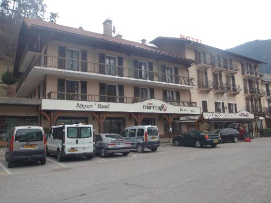 Photo of Hotel l'Hermitage Thones