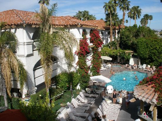 Pool And Courtyard Area Picture Of Best Western Plus Las