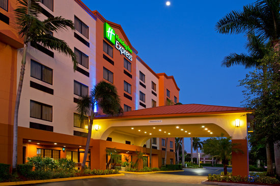 Holiday Inn Express &amp; Suites Fort Lauderdale Airport West: Scenery