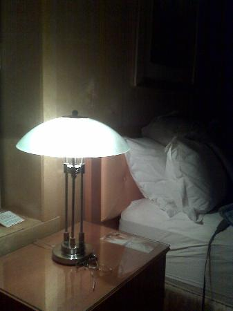 The Eldon Luxury Suites: Nightstand