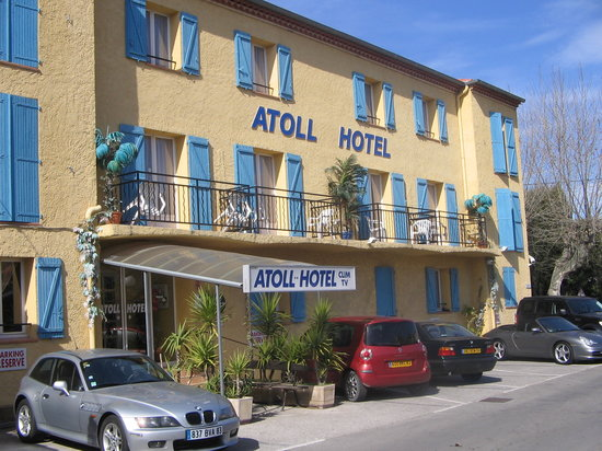Photo of Atoll Hotel Fréjus