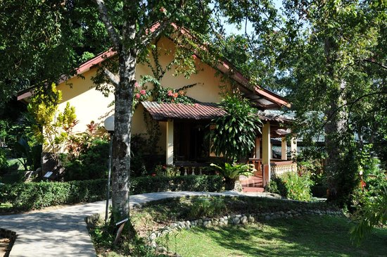 Eco Lodge Bukit Lawang Cottage