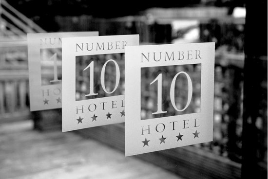 Number 10 Hotel Main Image