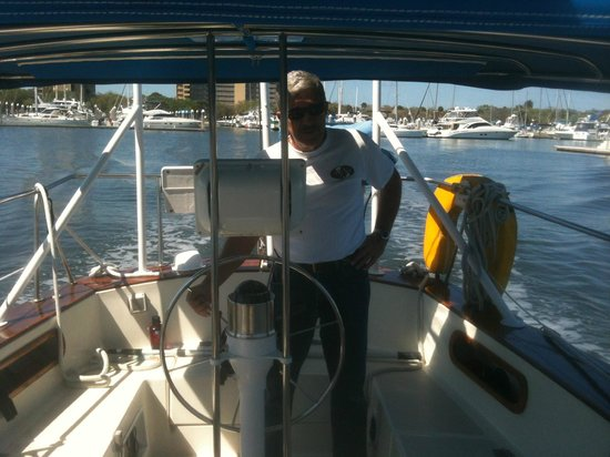 Sailing Winsome Charters