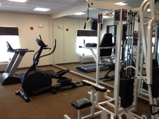 Sleep Inn & Suites: fitness