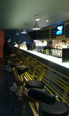 Arora Hotel Manchester: Trendy bar in the Lower Ground