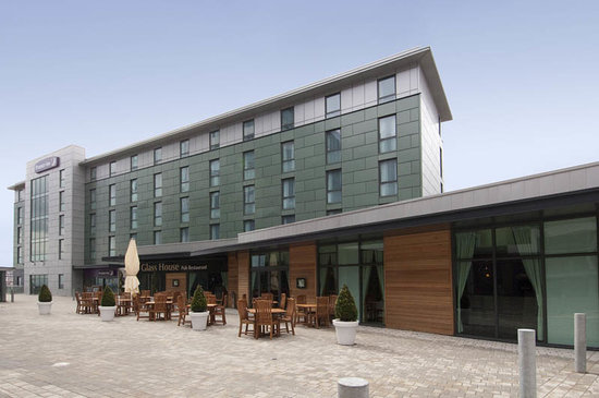 Premier Inn Barnsley Central M1 J37