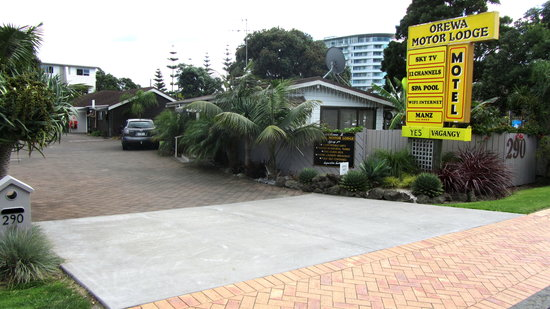 Orewa Motor Lodge