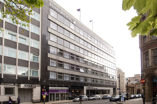 ‪Premier Inn Birmingham City Centre - Waterloo St‬