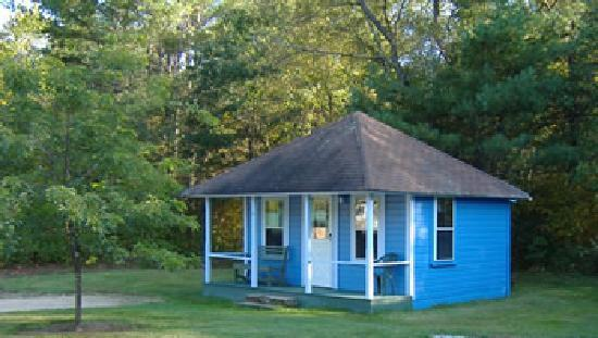 A Better Life Cabins: Cottage 10