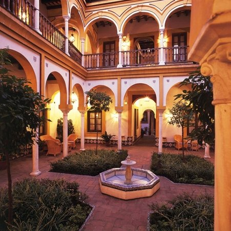 Hotel Casa Imperial : Patio Principal 