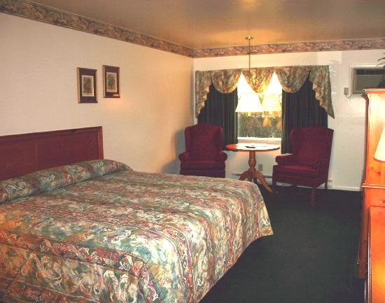 Garden Spot Motel: King Room