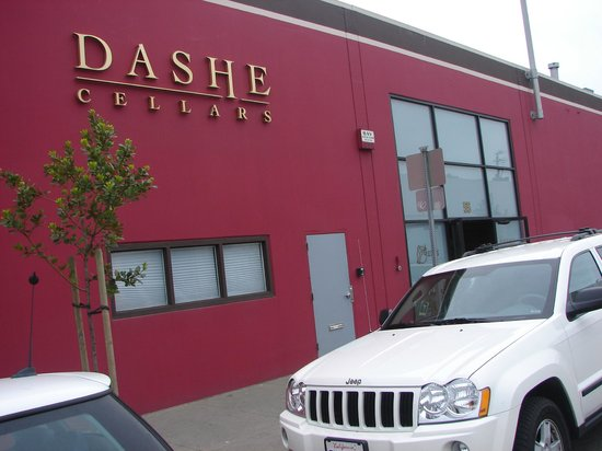 Dashe Cellars Winery