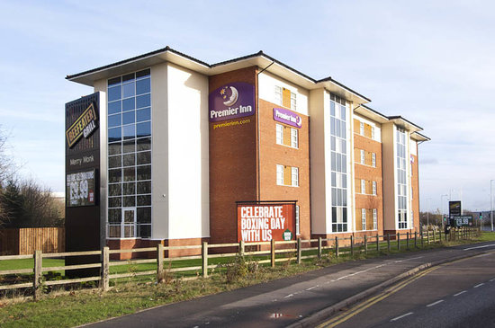 ‪Premier Inn Burton On Trent Central‬