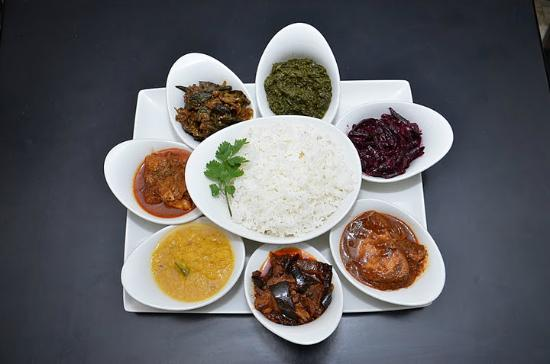 This is authentic sri lankan cuisine picture of ceylon for Authentic sri lankan cuisine