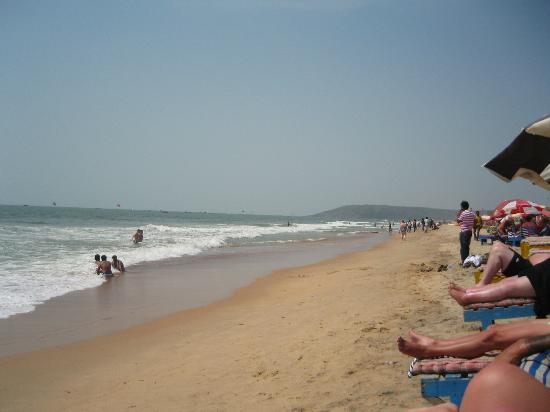 Somy Resort: Calangute Beach