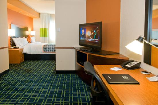 ‪Fairfield Inn & Suites Miami Airport South‬