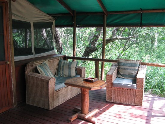 Tembe Elephant Lodge