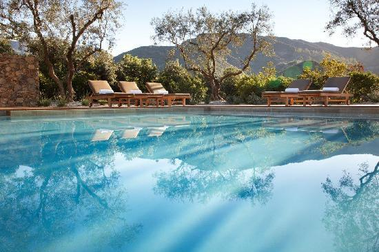 Ranch at Live Oak Malibu: The Ranch pool