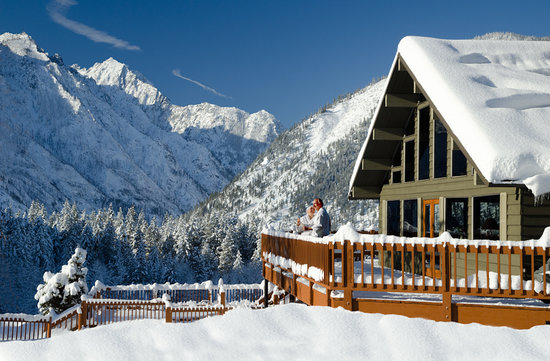 Photo of Mountain Home Lodge Leavenworth