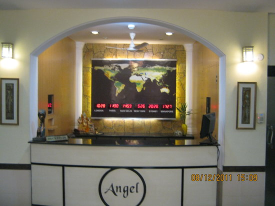 Angel Residency
