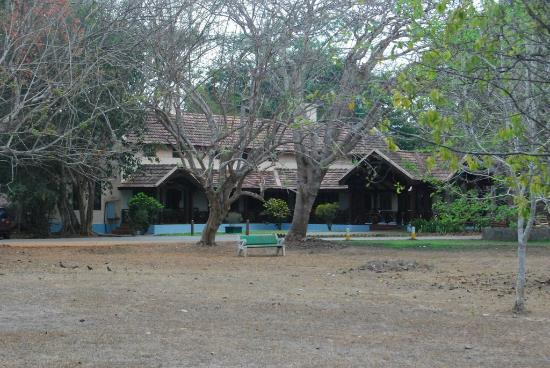 Nagarhole National park, India: One of the four bungalows