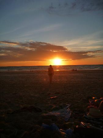 Cable Beach Backpackers: Cable Beach Sunset