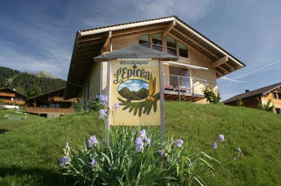 Photo of Chalet L'Epicea Leysin