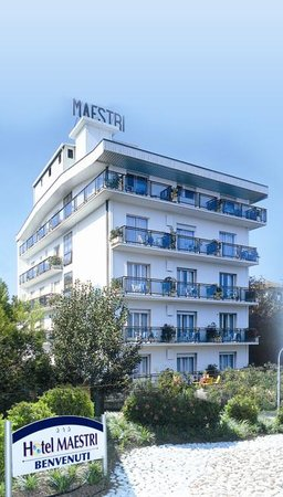 Photo of Hotel Maestri Riccione