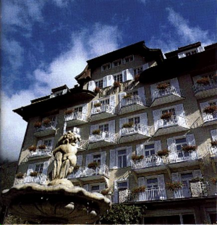 Photo of Hotel Regina Wengen