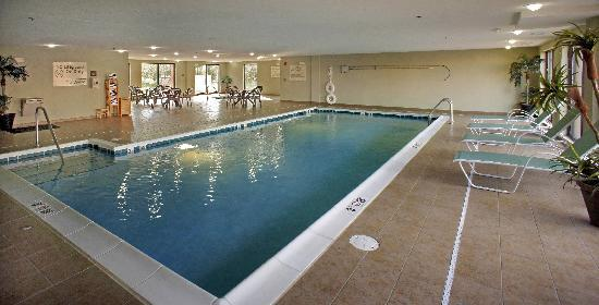 Hampton Inn &amp; Suites Richmond/Virginia Center: Indoor Pool and Spa