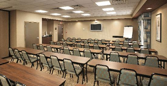 Hampton Inn &amp; Suites Richmond/Virginia Center: Meeting Space